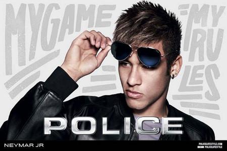 Neymar para police