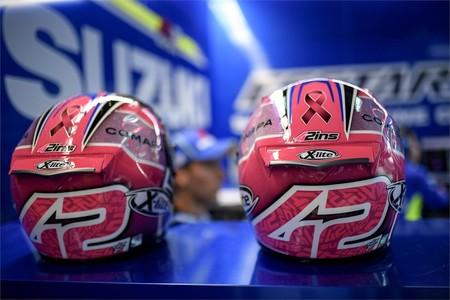 Alex Rins Motogp Aragon 2018 2