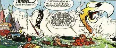 Astérix y Obélix, mucho más que un cómic para niños (III)
