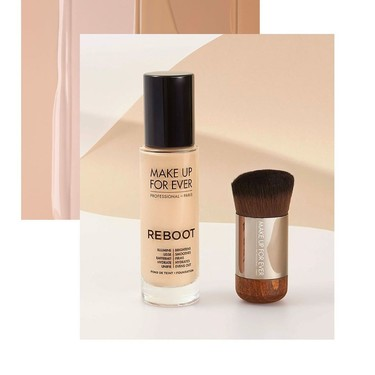 Ponemos a prueba Reboot, la nueva base de maquillaje de Make Up For Ever que se suma a mi neceser de imprescidibles