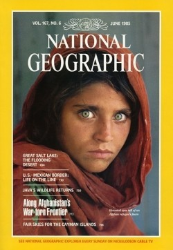 Tus fotografías en la revista National Geographic Magazine