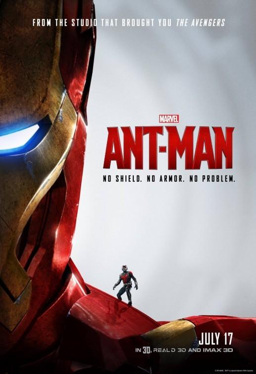 Foto de 'Ant-Man', últimos carteles (1/11)