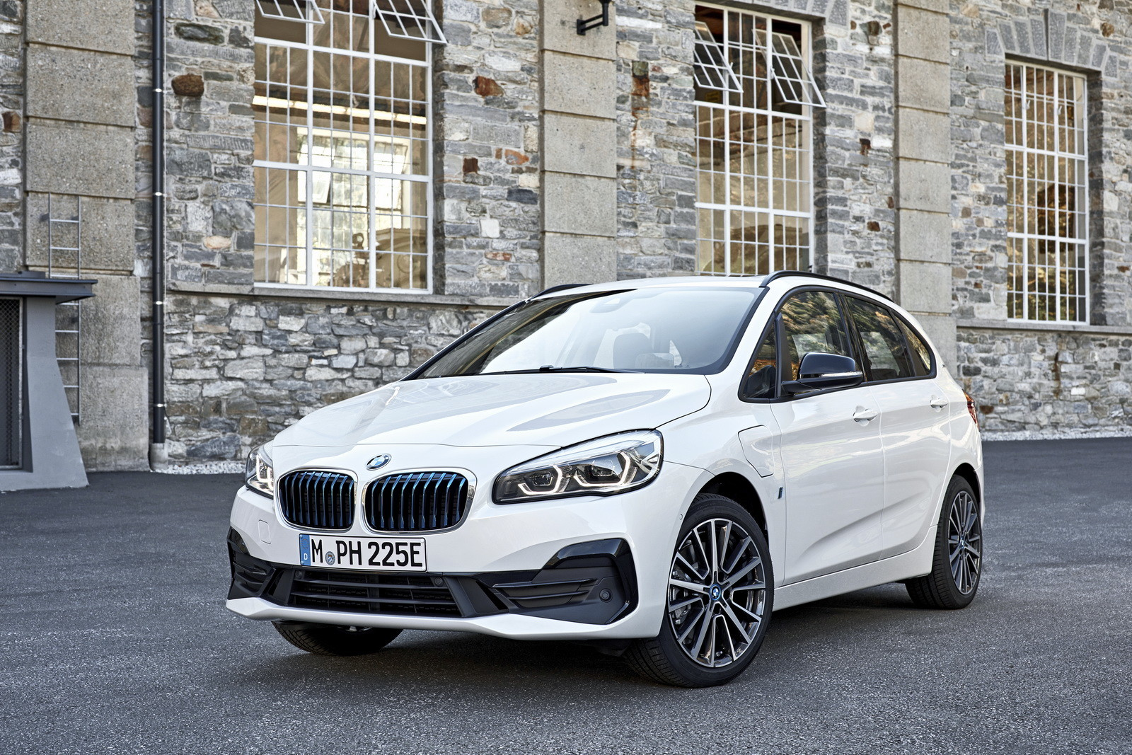 Foto de BMW Serie 2 Active Tourer (25/32)