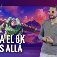 Xataka Live 1x08: hasta el 8K y más allá