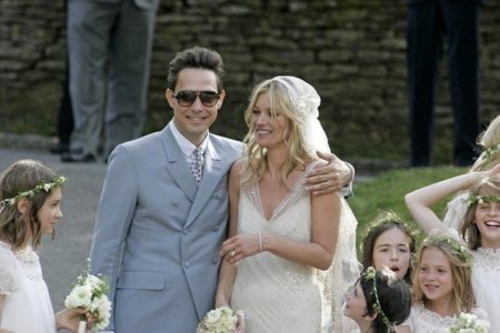 Kate Moss boda