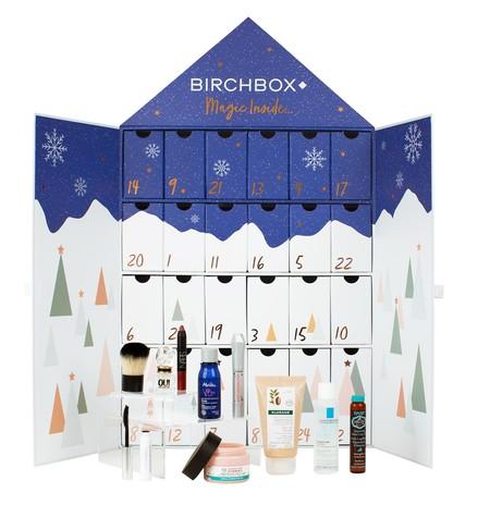 Calendario Adviento Birchbox