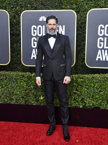 Joe Manganiello Red Carpet Alfombra Roja Trendencias Hombre Globos De Oro Golden Globes 2020 02