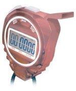 Cronómetro que funciona con silbidos