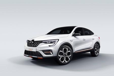El Renault Samsung XM3 Inspire es un SUV compacto para el mercado de Corea del Sur basado en el ARKANA
