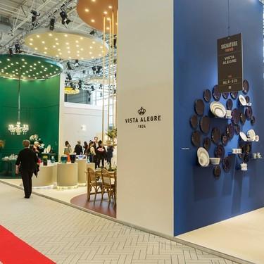 Vista Alegre presenta en Maison & Objet sus nuevas colecciones para 2020 firmadas por Claudia Schiffer, Marcel Wanders, Ross Lovegrove, Christian Lacroix Maison y Sam Baron