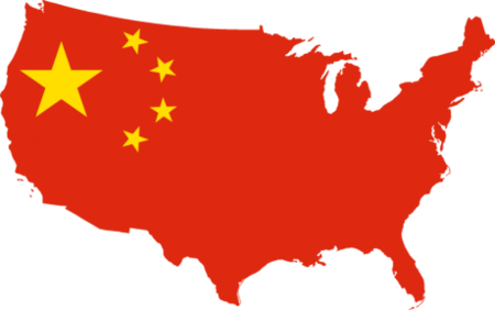 The United States A Colony Of China 460x288