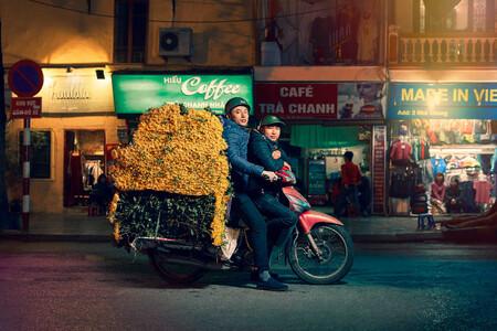 Jonenoch Hanoi Flower Man Rt
