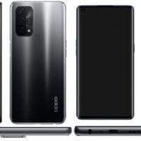 El OPPO A93 5G se filtra casi al completo: mayor conectividad y Snapdragon 480