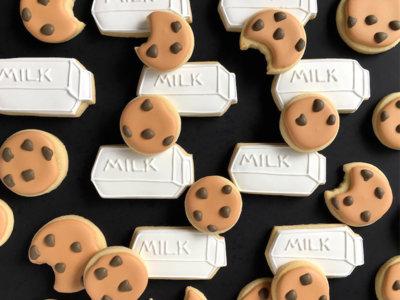 Las bonitas galletas de Holly Fox