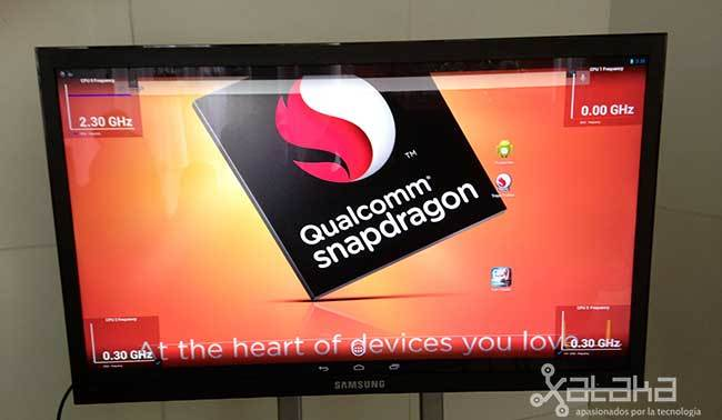 Foto de Qualcomm Snapdragon 800 a examen (8/28)