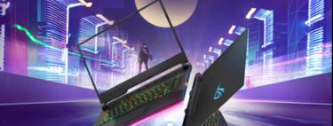 Para los jugones más exigentes: ASUS ROG Strix Scar III con i7-9750H, 16GB RAM, SSD de 512GB y RTX2070 por 1.599 euros en Amazon