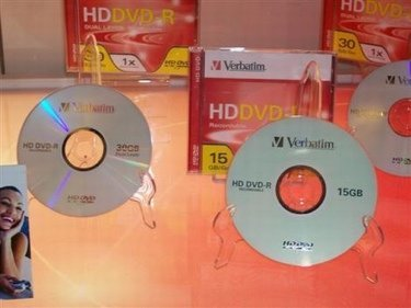 [CES 2007] HD-DVD de hasta 51 GB