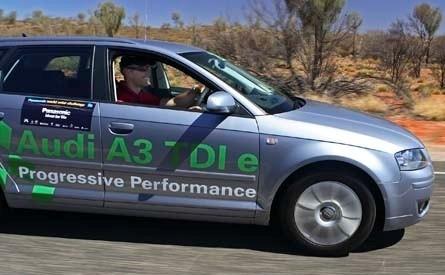 Audi A3 1.9 TDI: 3,3 litros a los 100 km