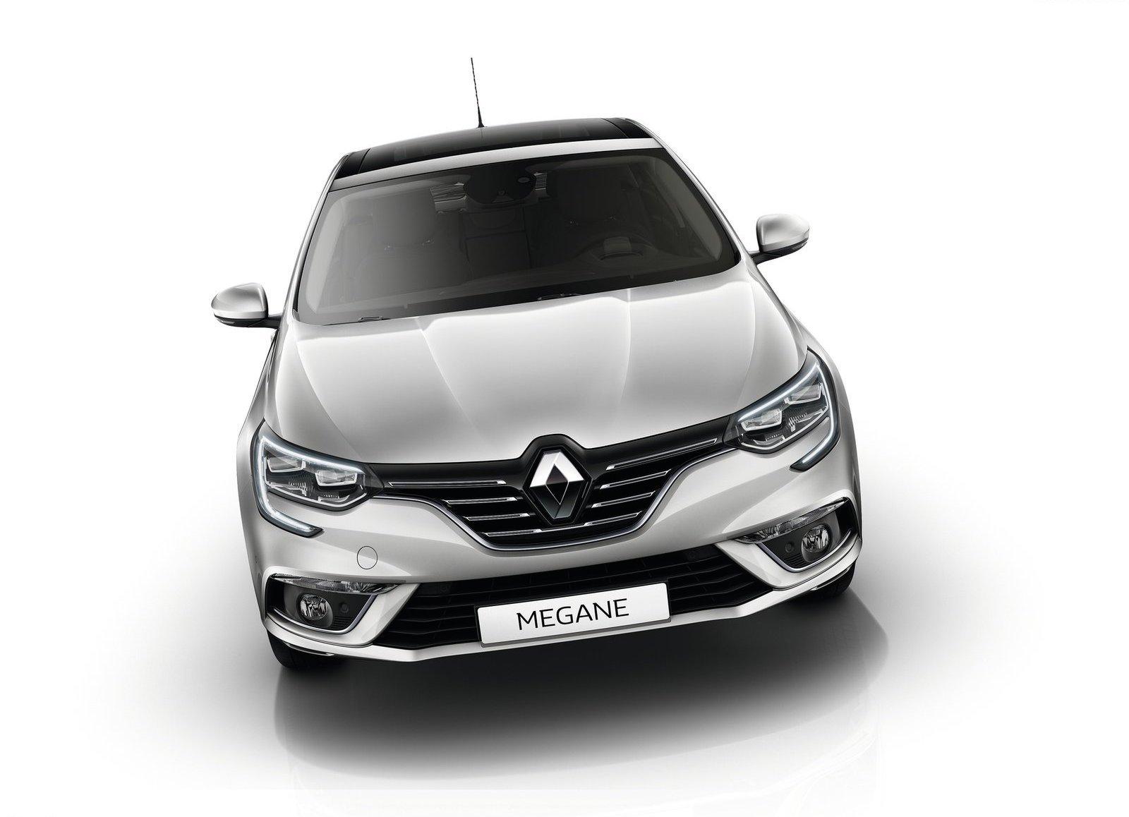 Foto de Renault Mégane 2016 (11/52)