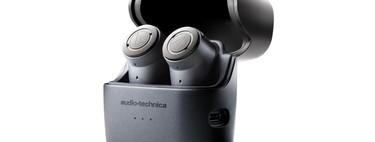 Cancelación de ruido y soporte para Bluetooth 5.0: así son los nuevos auriculares in ear de Audio-Technica