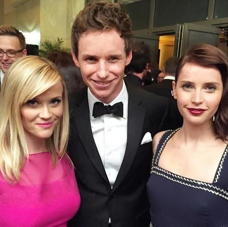 Reese Selfie