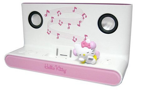 Dock de Hello Kitty