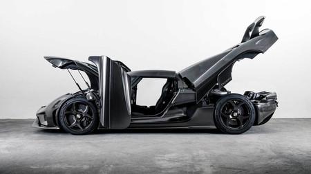 Koenigsegg Regera Naked Carbon
