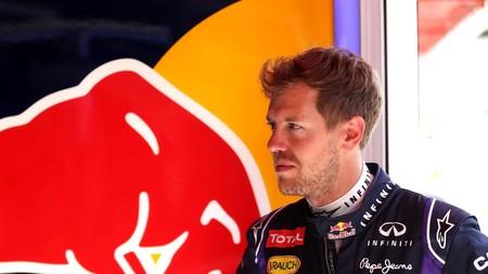 Vettel Red Bull F1