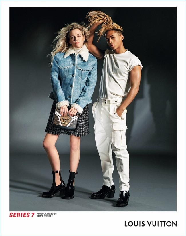 Louis Vuitton Series siete Fall Winter 2017 Campaign 002