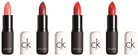 CK One make-up labiales