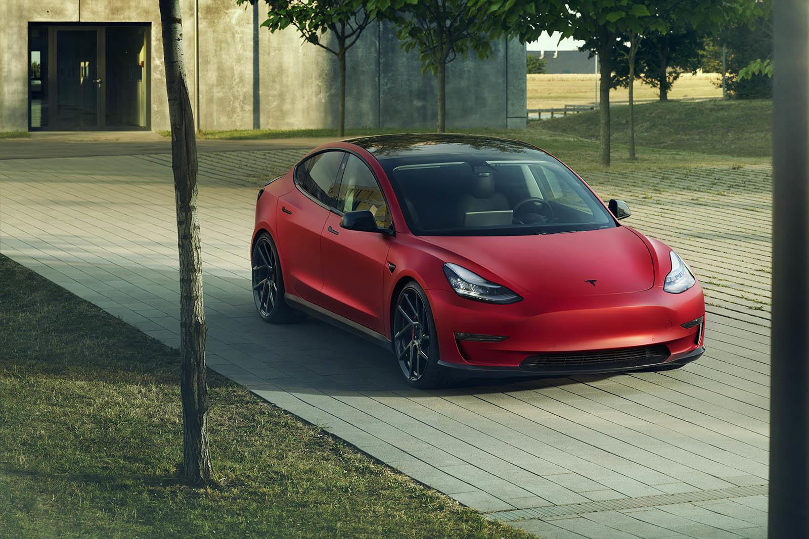 Foto de Novitec Tesla Model 3 (8/14)