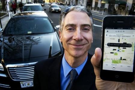 Uber empezará a usar selfies para comprobar la identidad de los conductores