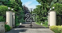 Casas de famosos: la mansión de Michael Jordan en Chicago