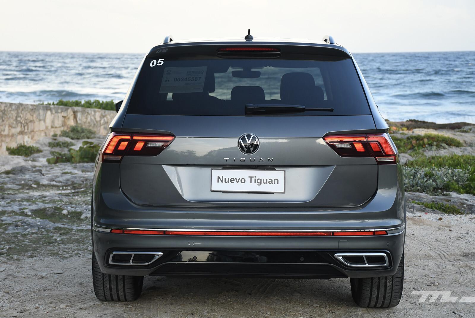 Foto de Volkswagen Tiguan 2022 (lanzamiento) (6/22)