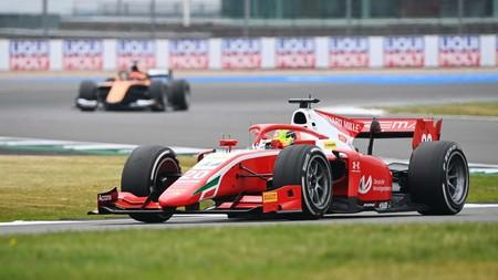 Schumacher Silverstone F2 2020