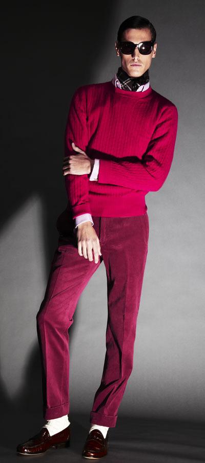 Foto de Tom Ford, colección masculina para el Otoño-Invierno 2011/2012 (1/44)