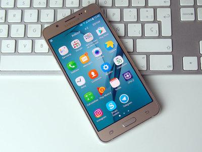 Los Galaxy J5 (2016) europeos están empezando a recibir Android 7.1.1 Nougat