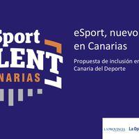 Canarias debatirá mañana sobre si los esports son deporte