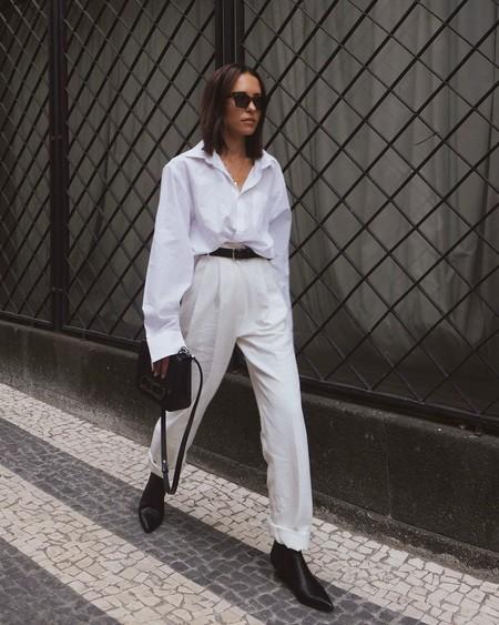 Outfit Blanco Verano 2020 08