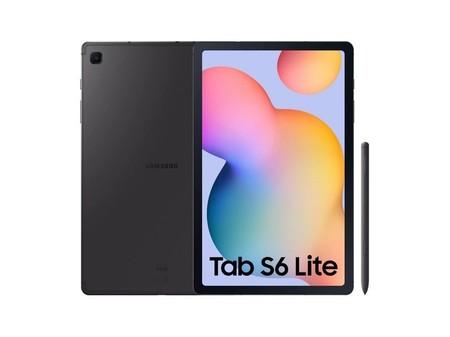 """Galaxy Tab S6 Lite llega a México: la """"pequeña"""" tablet de Samsung con cuerpo de metal y S-Pen para productividad, este es su precio"""