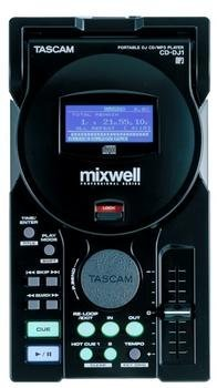 CD-DJ1, MP3 de bolsillo para DJs