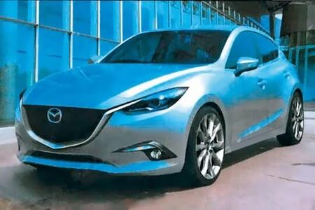 Si el Mazda3 va a ser así, pónganme 3, por favor