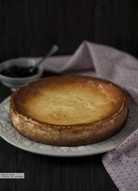 tarta de queso rápida thermimix