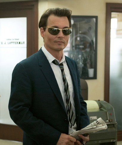 'The Rum Diary' con Johnny Depp, primeras fotos oficiales