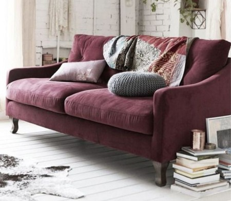 2015 Modern Living Room Furniture Trend 5 Velvet Sofa To Have 2 C