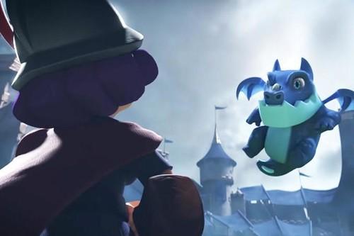 Clash Royale, guía de cartas: los mejores mazos para el Dragón Eléctrico