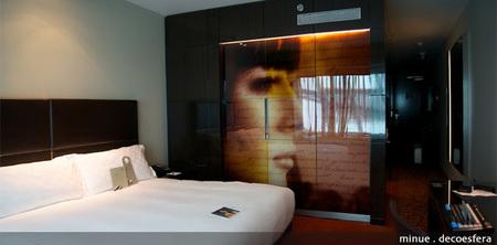 Hotel Westminster plaza - dormitorio