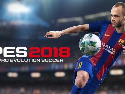 FIFA 18 y PES 18 para Android: nueva temporada y jugadores pero poca evolución