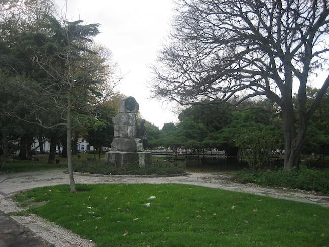 Foto de Jardín Príncipe Real Lisboa (2/5)