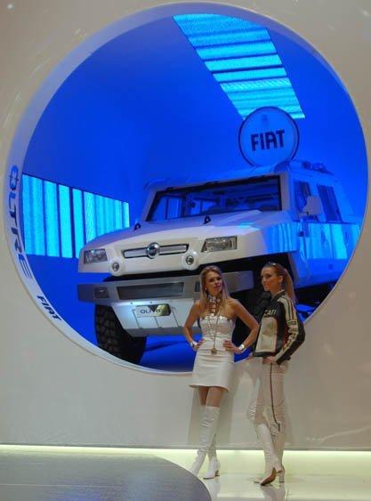 Fiat Oltre en el salón de Ginebra